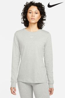 Nike Baby Swoosh Long Sleeve T-Shirt