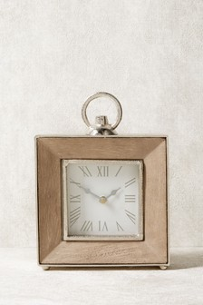 Country Luxe Mantle Clock