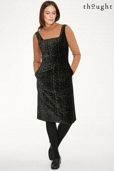 Thought Black Selina Dress