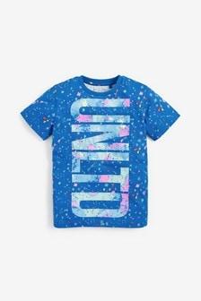 Bright Splat UNLTD Graphic T-Shirt (3-16yrs)