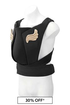 Black Yema Baby Carrier