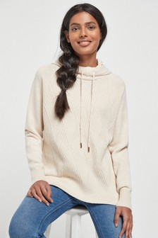 Knitted Hoody