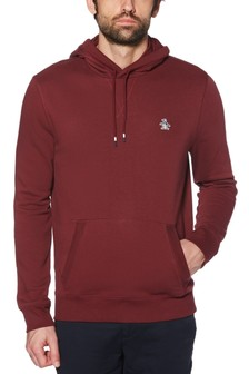 Original Penguin Red Logo Hoody