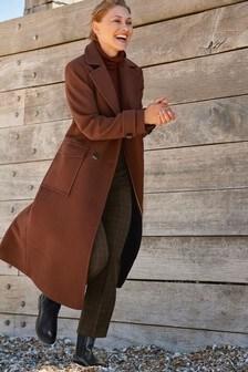 Emma Willis Belted Coat