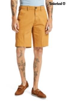 Timberland Stretch Twill Chino Shorts