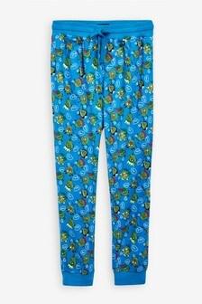 Cosy Cuffed Pyjama Bottoms