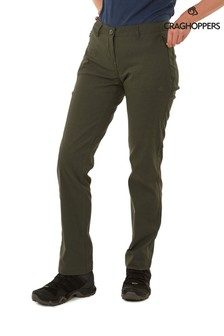 Craghoppers Brown Kiwi Pro Trousers