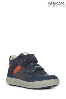Modré chlapčenské topánky Geox Arzach