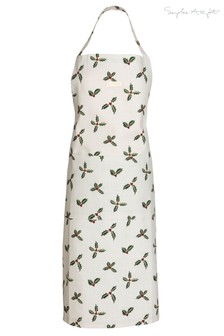 Sophie Allport Christmas Holly & Berry Apron