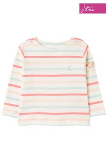 Joules Cream Harbour Jersey Top