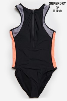 Superdry Swim Sport Swimsuit
