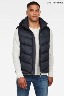 G-Star Whistler Down Vest Jacket