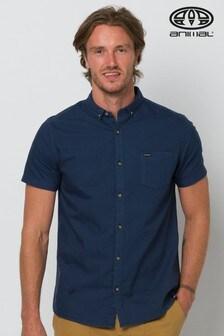 Animal Blue Smokeys Short Sleeve Shirt