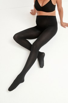 200 Denier Maternity Tights