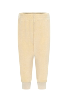 GUCCI Kids Baby Beige Chenille Joggers