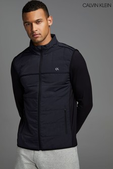 Calvin Klein Black Performance Lightweight Padded Jacket