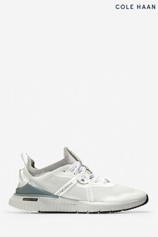 Cole Haan White Zerogrand Overtake Runner Sports Shoes