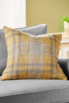 Astley Check Cushion