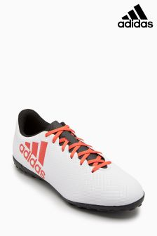 adidas White X Cold Blood Turf Football Boot