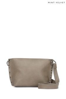 Mint Velvet Kirstie Stud Cross Body Bag