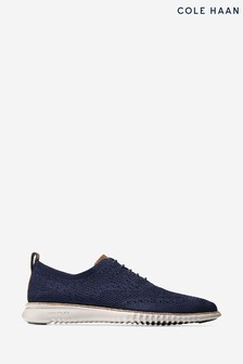 Cole Haan Blue 2.Zerogrand Stitchlite Trainers