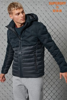 Superdry Radar Quilt Fuji Jacket