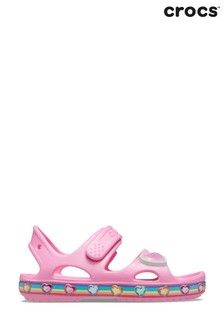 Crocs™ Pink Funlab Sandals