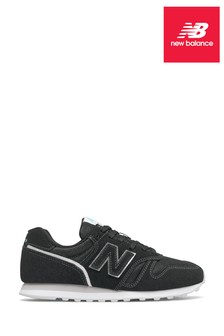 Buy Women's Newbalance373 Footwear Black Trainers from the Next UK ...