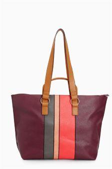 Double Handle Shopper Bag