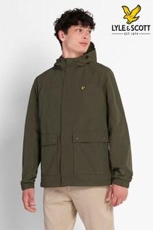Lyle & Scott Hooded Pocket Jacket