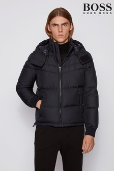 BOSS Olooh Ripstop Down Padded Jacket