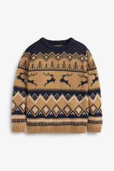 Christmas Jumper (3-16yrs)