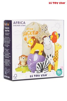 Le Toy Van Africa Stacker Tower Bag