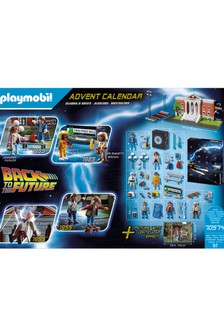 Playmobil® Back To The Future Advent Calendar