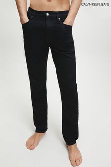 Calvin Klein Jeans Black CKJ 058 Slim Taper Jeans