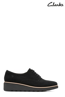 Clarks Black Sharon Noel Shoes