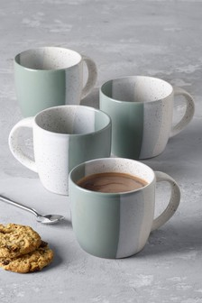 Set of 4 Ren Mugs