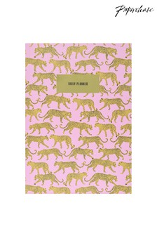 Paperchase Spot A4 Weekly Planner