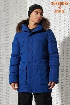 Superdry Everest Down Snow Parka Coat