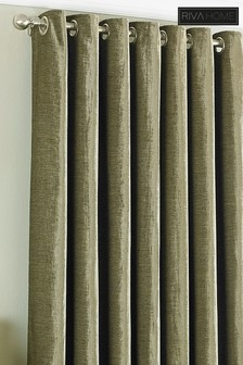 Wellesley Eyelet Curtains by Riva Home