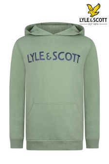 Lyle & Scott Text Hoody