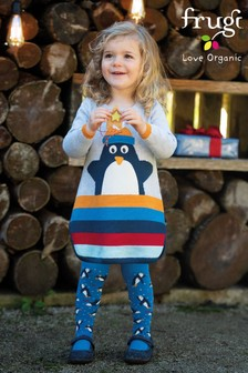 Frugi Organic Knitted Dress