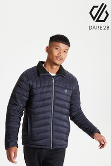 Dare 2b Black Diversion Quilted Jacket