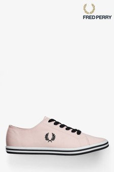 Fred Perry Kingston Canvas Trainers