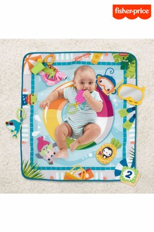 Fisher-Price Dive Right In Activity Mat For Baby