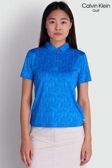 Calvin Klein Golf Blue Avon Poloshirt