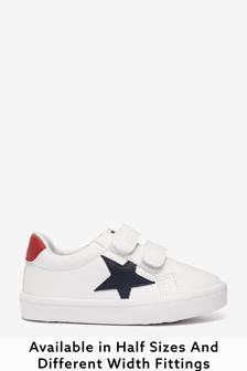 Star Touch Fastening Shoes