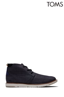 Toms Black Navi Boots