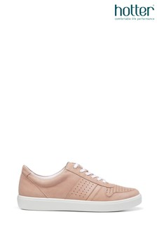 Hotter Swerve Wide Fit Lace-Up Deck Shoes