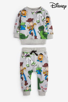 Toy Story All Over Print Jogger And Crew Set (3mths-8yrs)